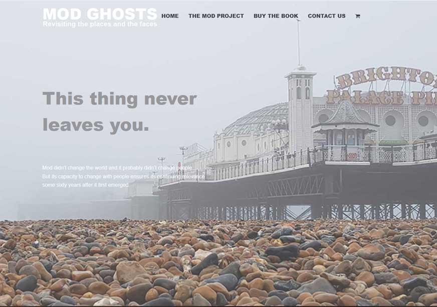 Promotional Website Design